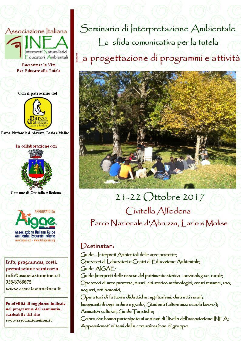 Seminario di formazione la progettazione di programmi 21 for Programmi di progettazione
