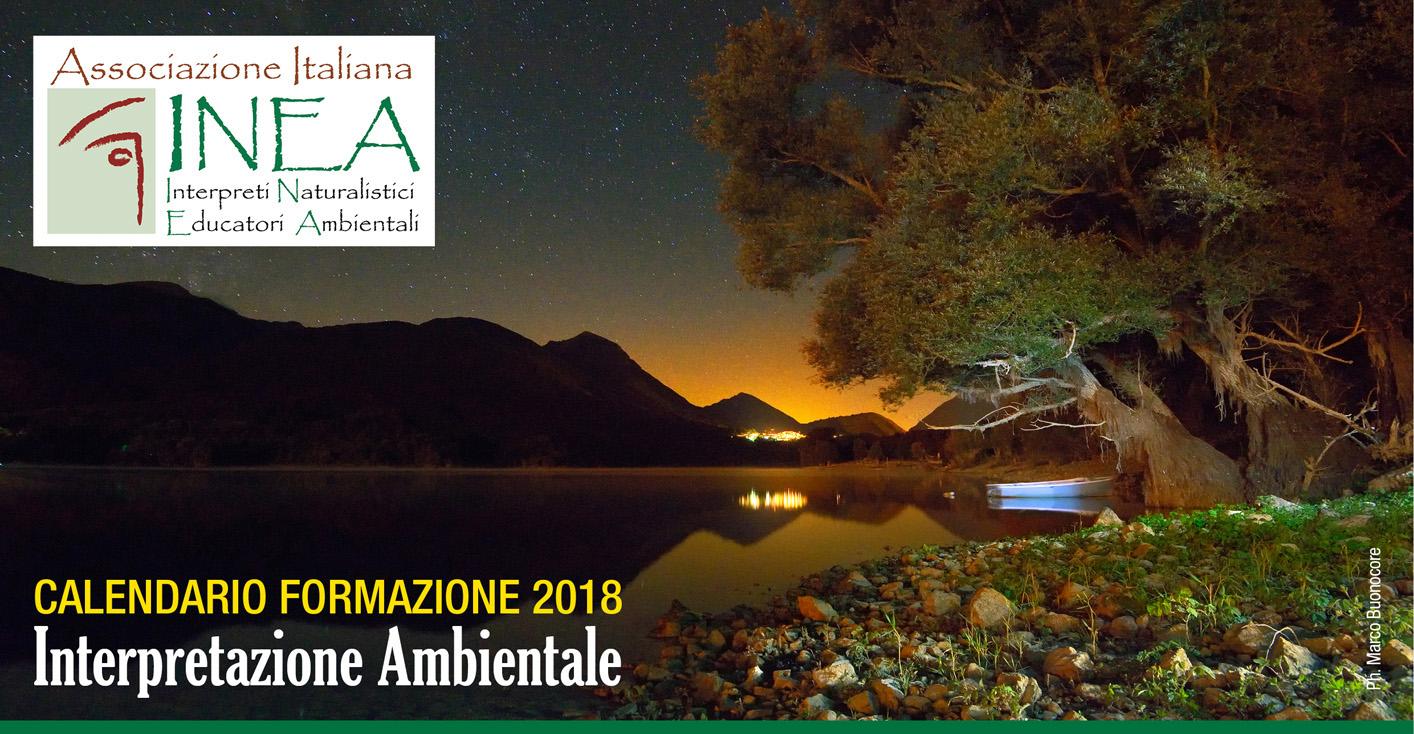 CALENDARIO FORMAZIONE 2018